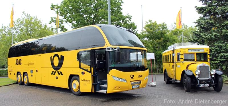 ADAC Postbus und Kraftpost