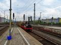 ADLER Fahrt - Einfahrt Nürnberg Hbf