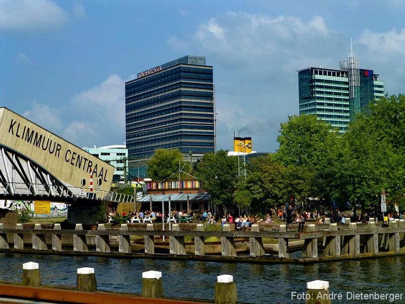 Amsterdam - Klimuur Center