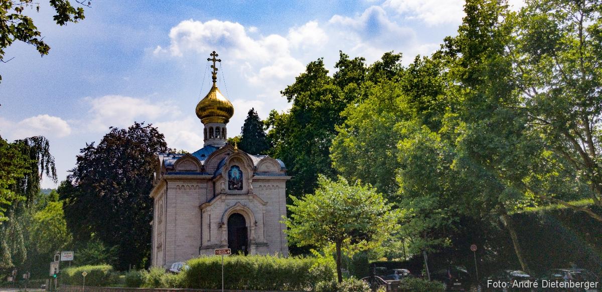 Russisch-Orthodoxe Kirche zur Verklärung des Herrn