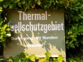 Thermal Quellschutzgebiet