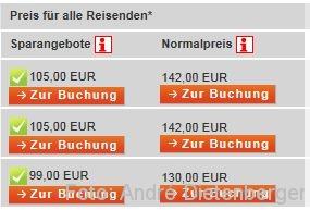 DB Preise