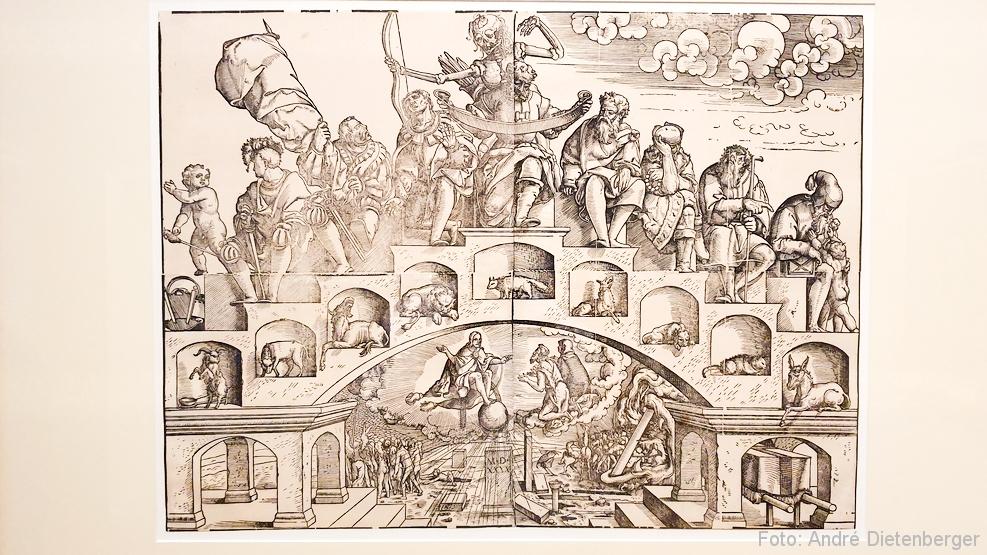 Die Lebensalter des Mannes (1540)
