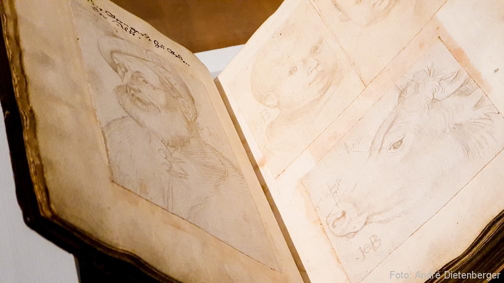 Karlsruher Skizzenbuch (1511/1545)