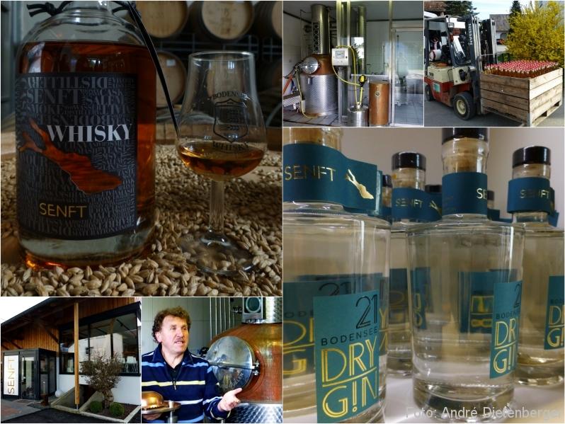 Destillerie Senft - Bodensee-Whisky