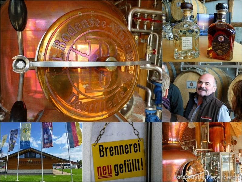 Destillerie Steinhauser - Brigantia