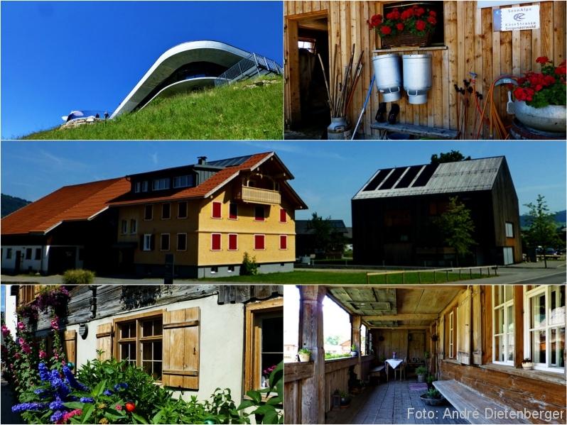 Bregenzerwald - Architektur