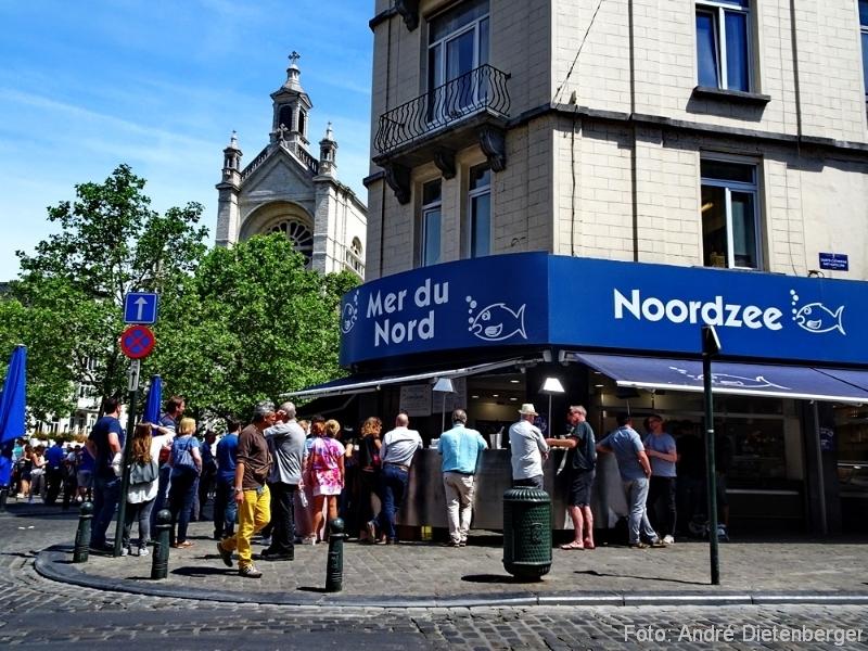 Brüssel - Noordzee Mer du Nord