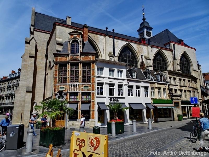 Brüssel - St. Nikolaus Kirche