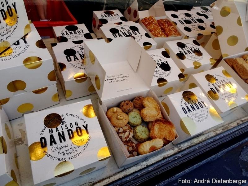 Brüssel - Maison Dandoy