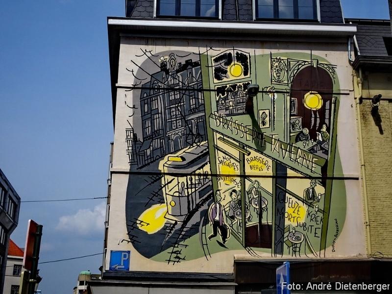 Brüssel - Comic