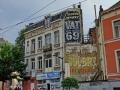 Brüssel - Alte Whisky Werbung