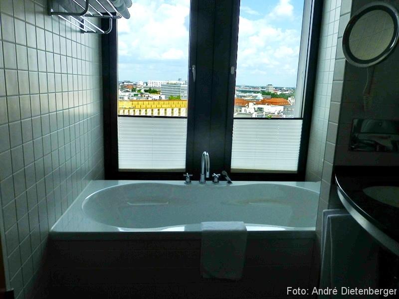 Swissotel - Badezimmer