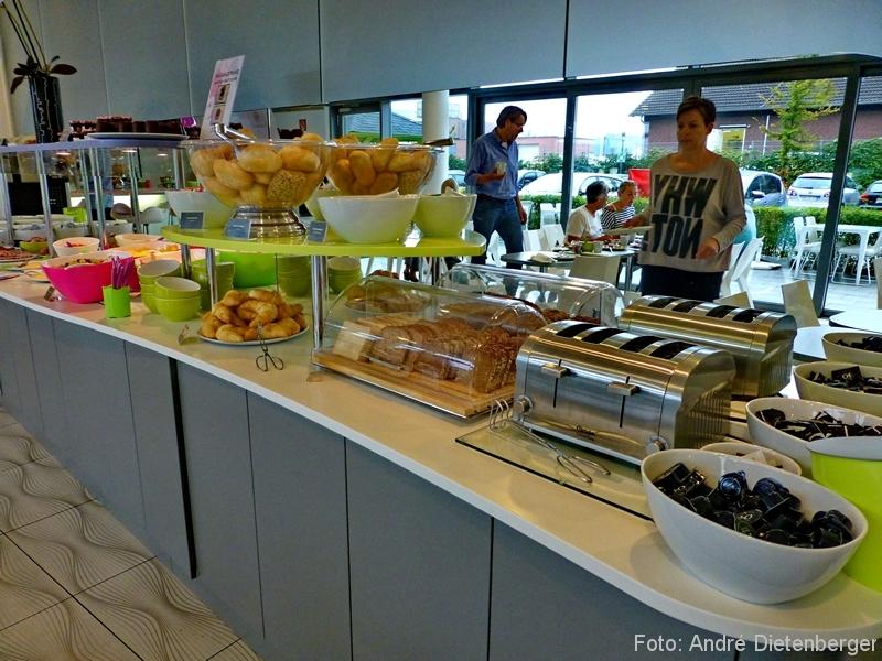 Prizeotel Bremen - Frühstücksbuffet