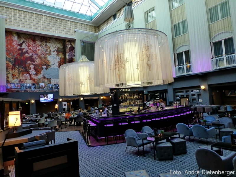 THE L.O.B.B.Y. Restaurant - Radisson Blu Bremen
