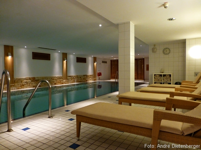Pool - Radisson Blu Bremen