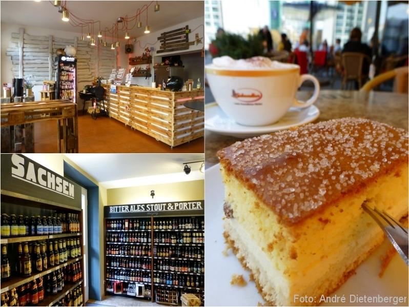 Dresden - Dampfschwein Foodstore, Craft Beer Store & Pub Dresden, Dresdner Eierschecke