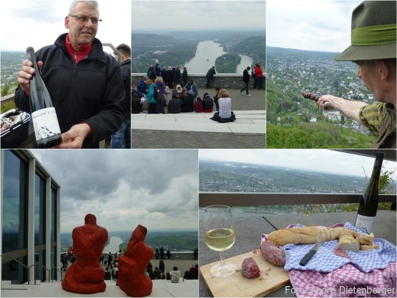 Bonn - Drachenfels