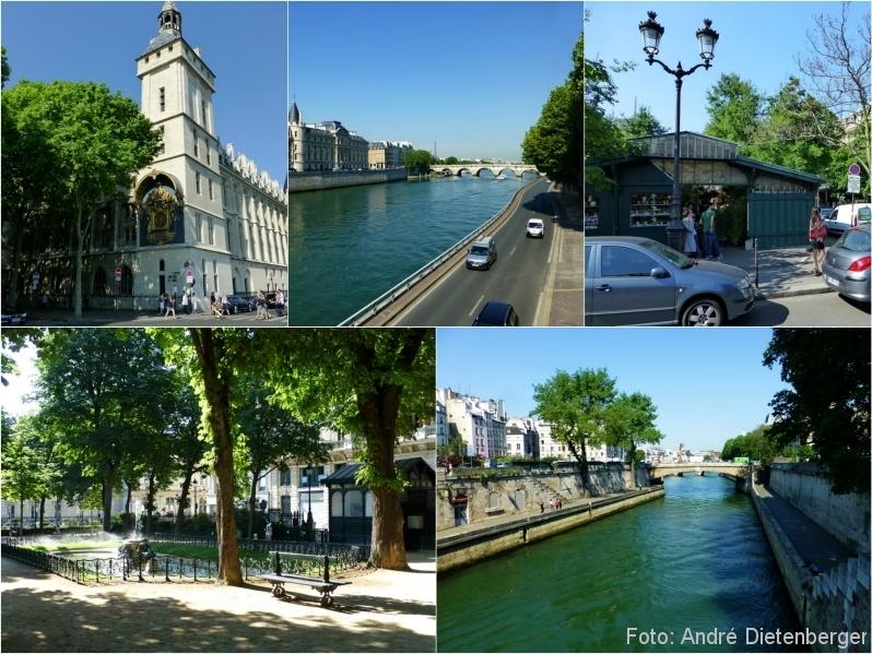 Paris - Unterwegs