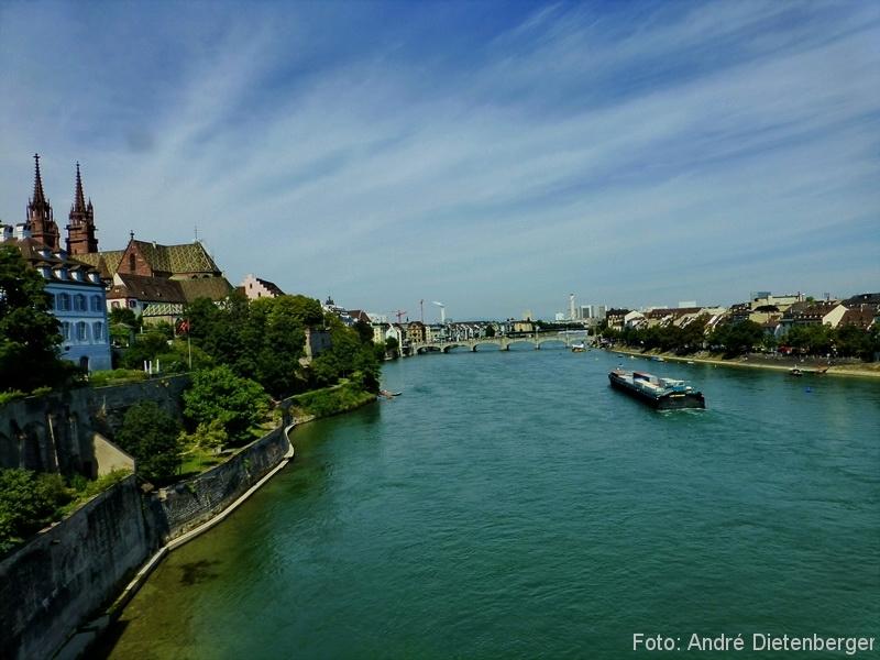 Basel - Rhein