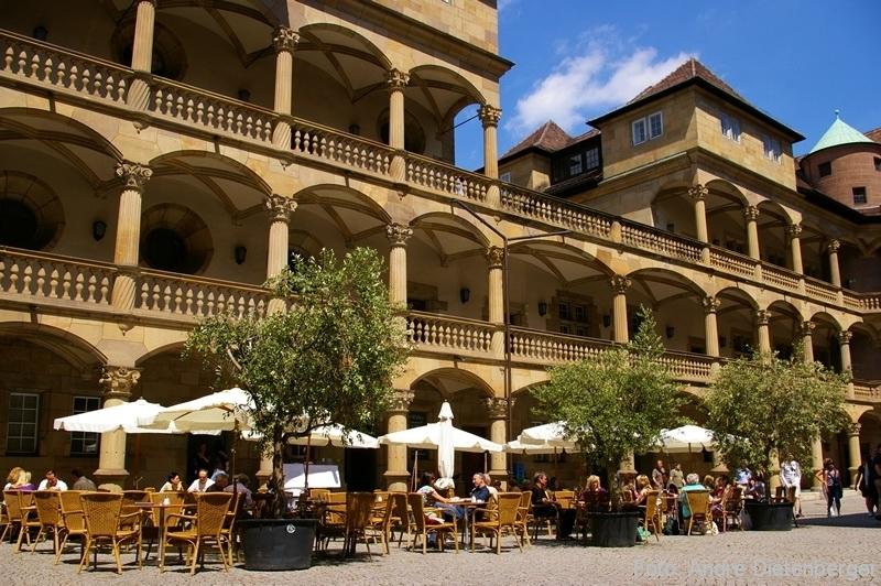 Stuttgart - Altes Schloss