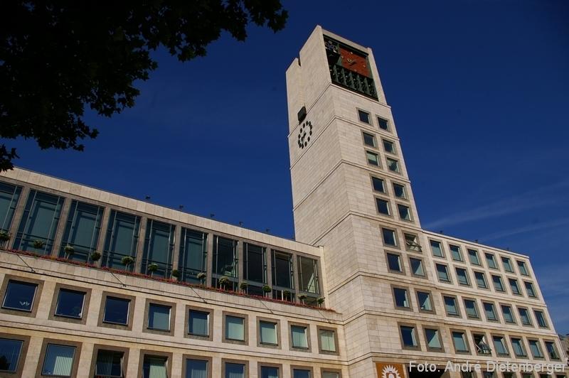 Stuttgart - Rathaus