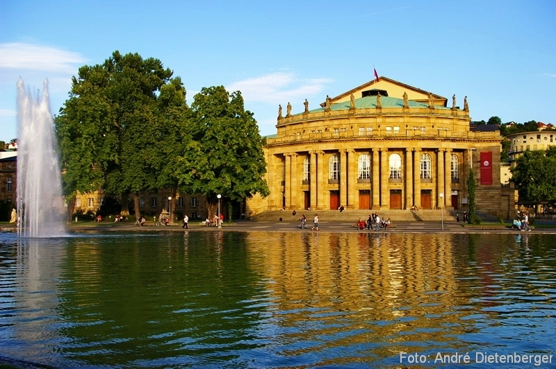 Stuttgart - Staatstheater