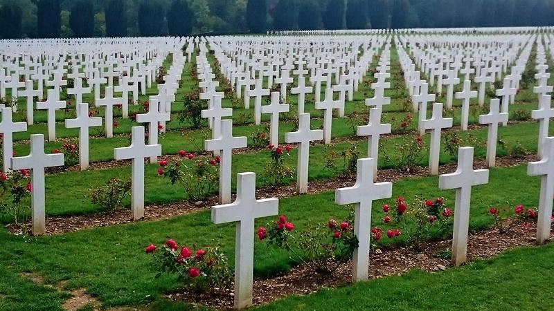 Verdun -Beinhaus von Douaumont - Friedhof
