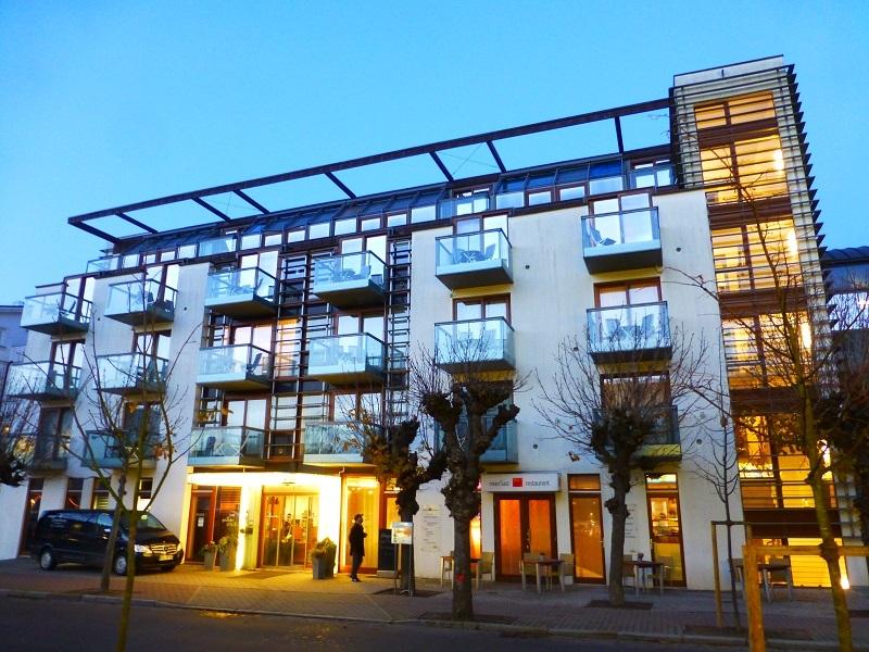 MeerSinn - Tag1 - Das Upstalsboom Hotel MeerSinn