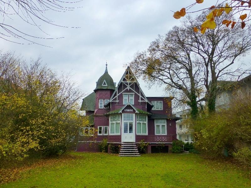 MeerSinn - Tag5 - Villa Undine (Wolgasthaus)