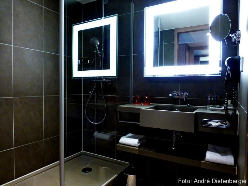 Novotel Arnulfpark - Badezimmer