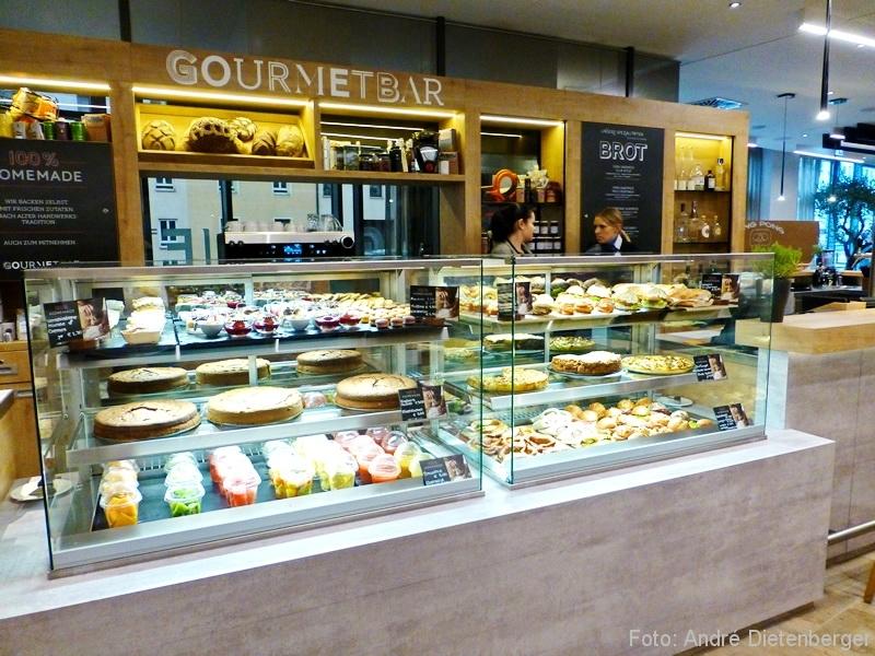 Novotel Arnulfpark - GourmetBar