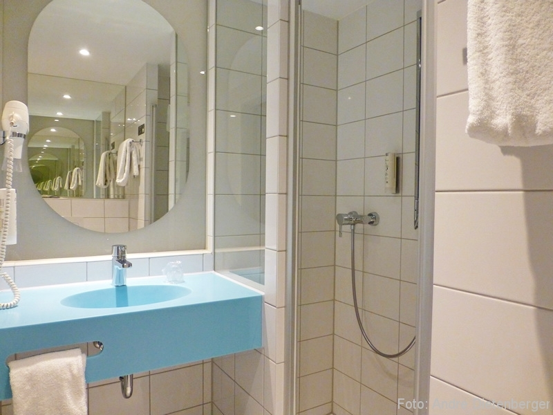 Prizeotel Hamburg - Badezimmer