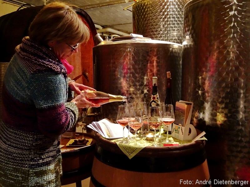 Ammerschwihr - Weingut Freyburger - Nathalie Freyburger