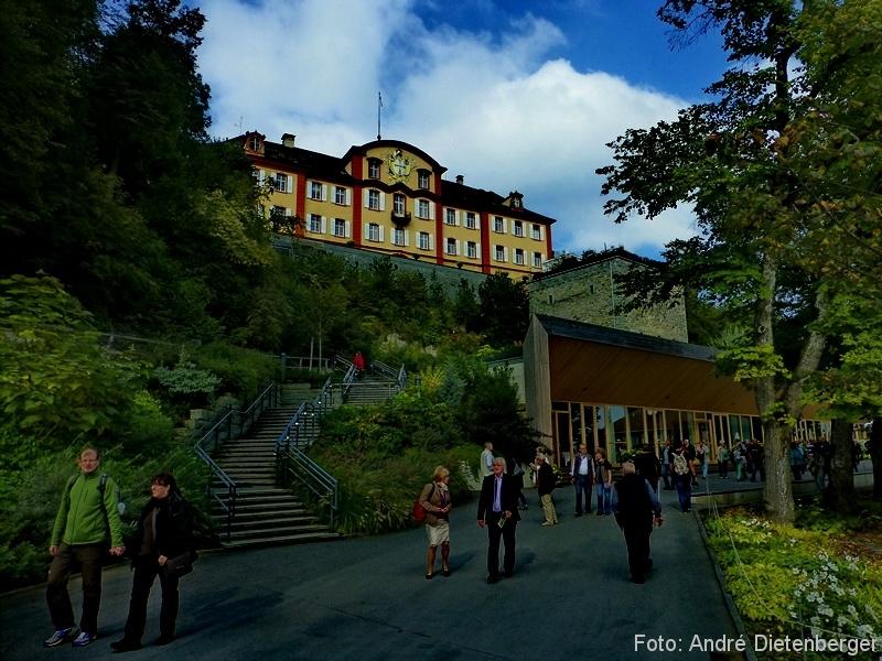 Mainau - Schloss und Restaurant