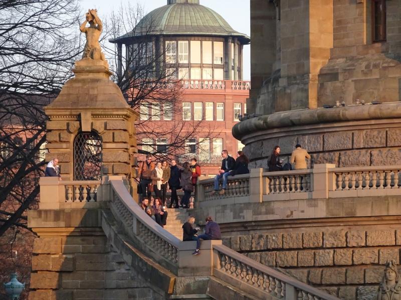 Mannheim - Treffpunkt Wasserturm