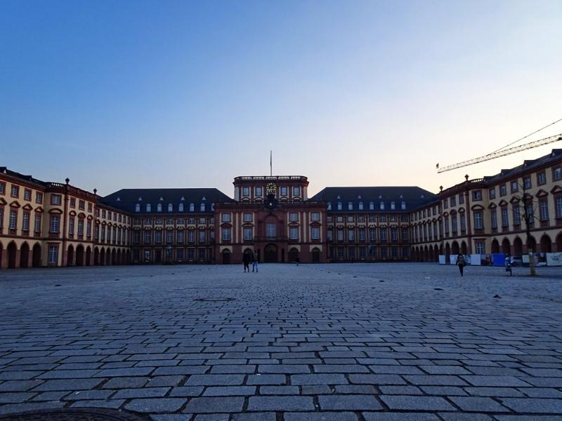 Mannheim - Barockschloss
