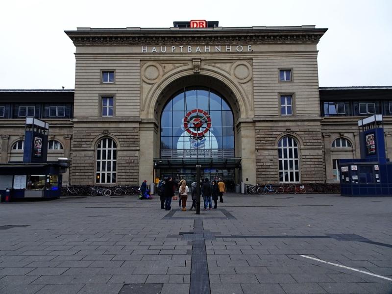 Mannheim - Hauptbahnhof