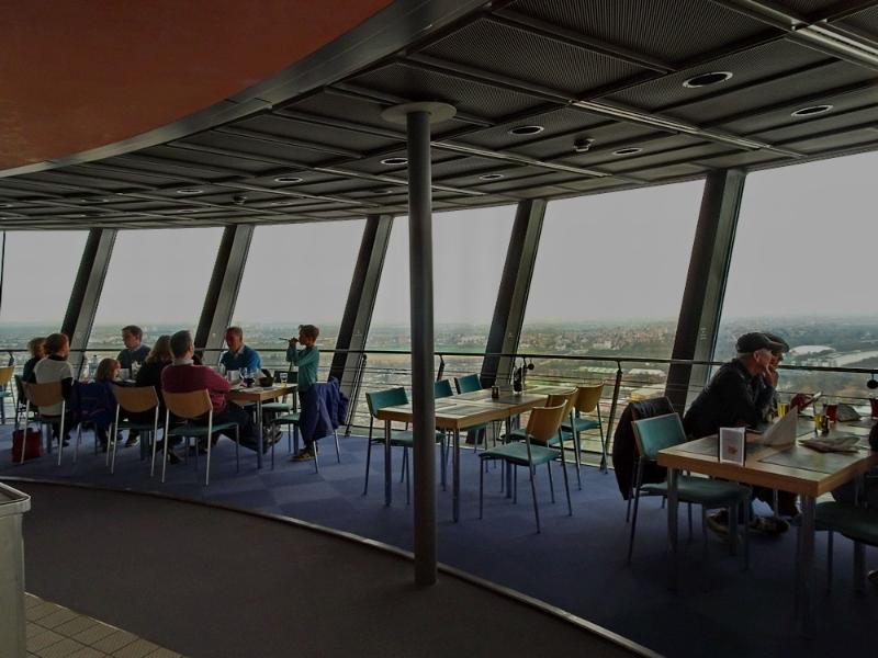 Mannheim - Drehrestaurant