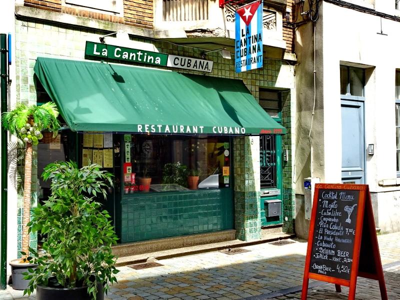 Brüssel - La Cantina Cubana