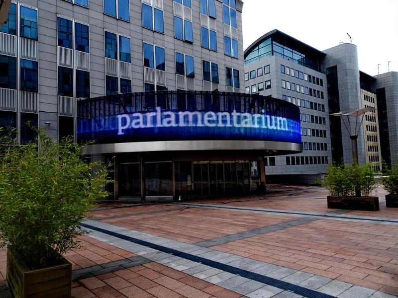 Brüssel - Parlamentarium