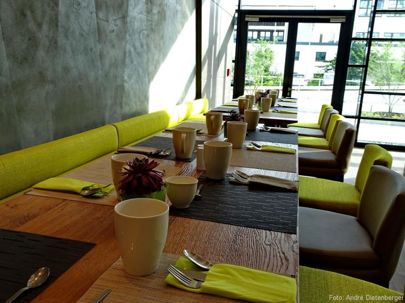 Bonn Marriott - Frühstück