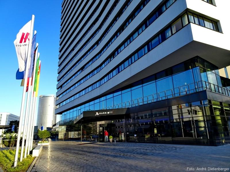 Bonn Marriott - Außen