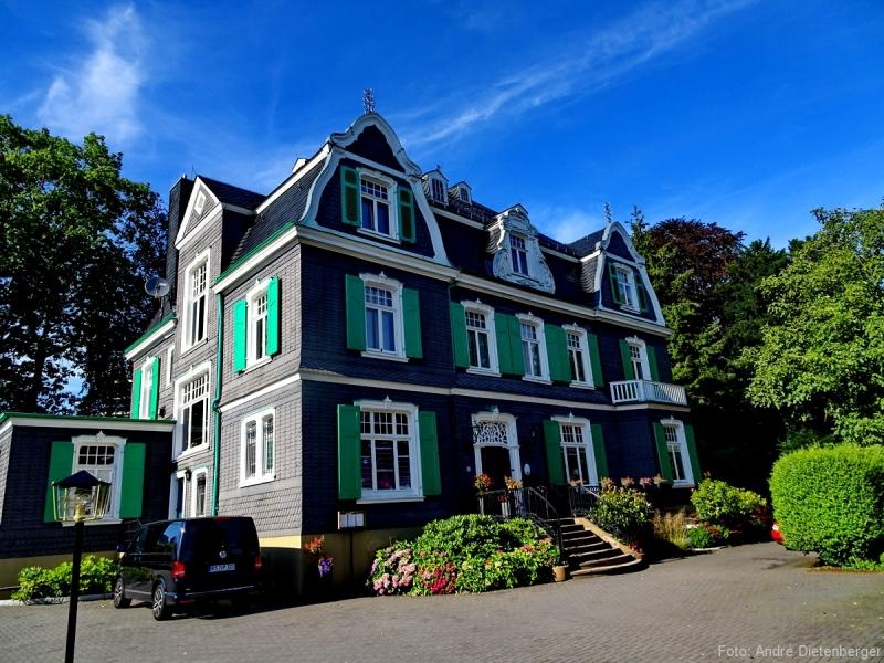Die Bergischen Drei - Hotel Restaurant Villa Paulus