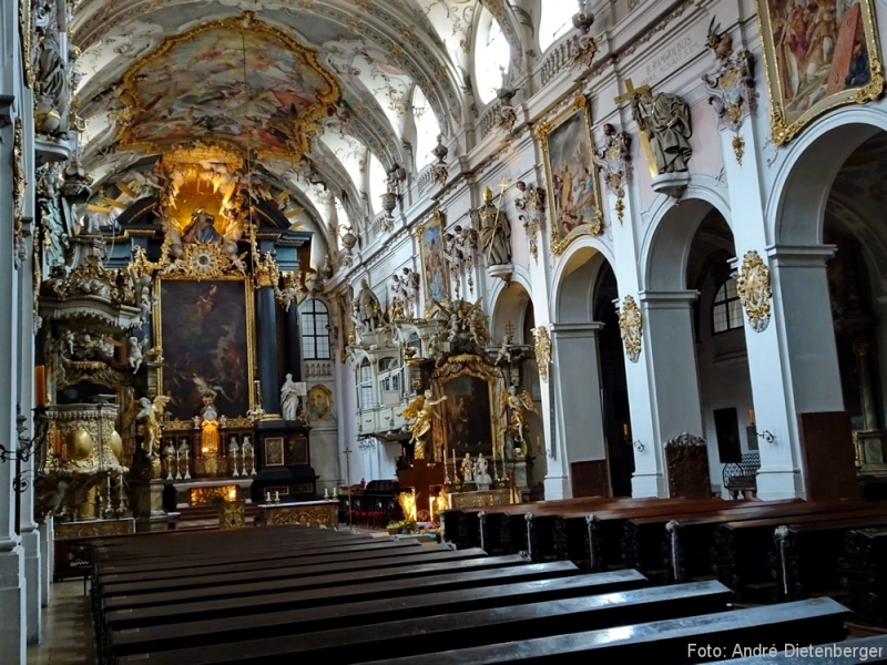 Regensburg - Kirche St. Emmeram