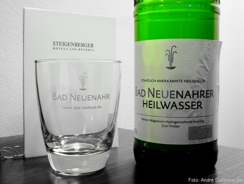 Wassersommelier - Bad Neuenahrer Heilwasser