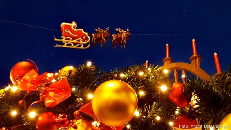 Bochum-Express - Weihnachtsmann Traber