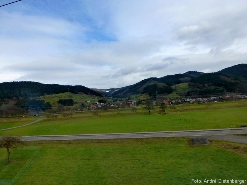 Schwarzwaldbahn - Unterwegs