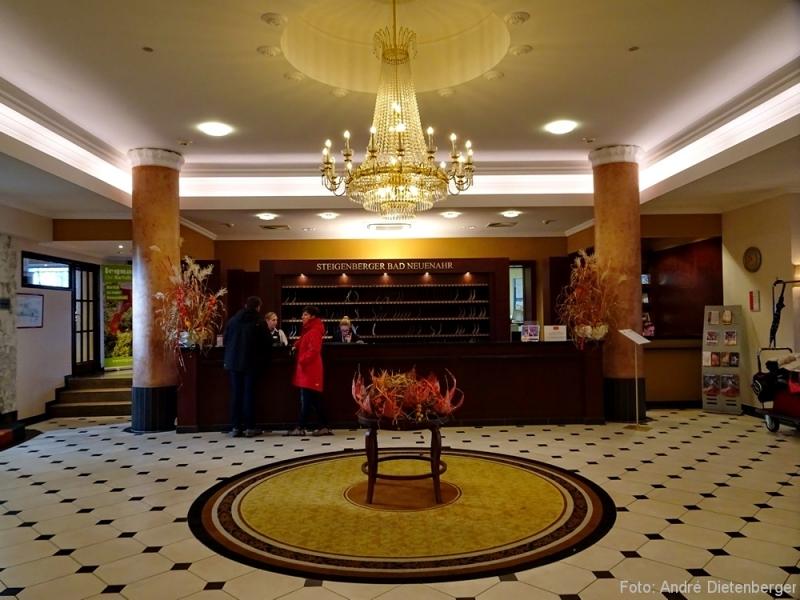 Steigenberger - Lobby