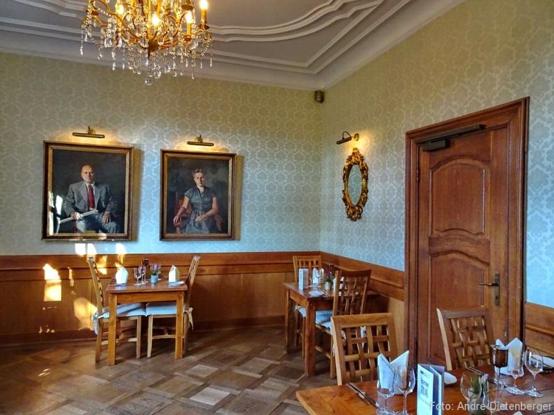 Villa Paulus - Frühstücksraum